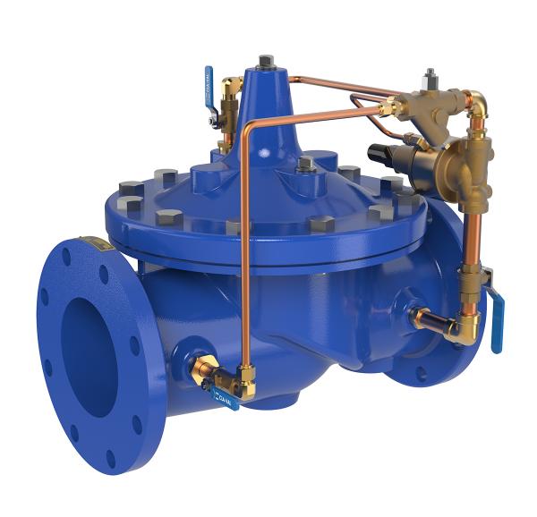 VAN HỒI LƯU CLA-VAL -  50-01 & 650-01 Pressure Relief & Sustaining Valve